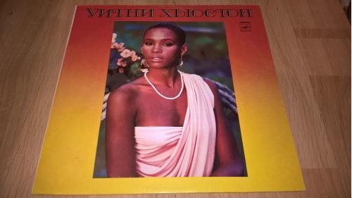 Whitney Houston (Whitney Houston) 1985. (LP). 12. Vinyl. Пластинка.