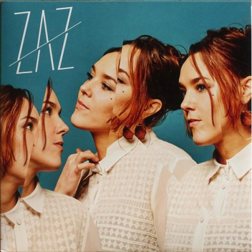Zaz – Effet Miroir- 2018. (2LP). 12. Vinyl. Пластинки. France. S/S. Запечатанное.