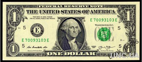 США 537 USA $1 2013 E5 RICHMOND VA ROSA GUMATAOTAO RIOS - JACK LEW Unc