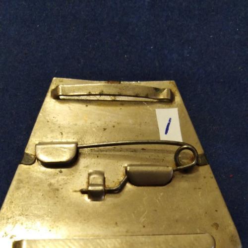 Двухслойная боевая колодка - 1. Оригинал. Есть все ленты к медалям и орденам. Промзвено.