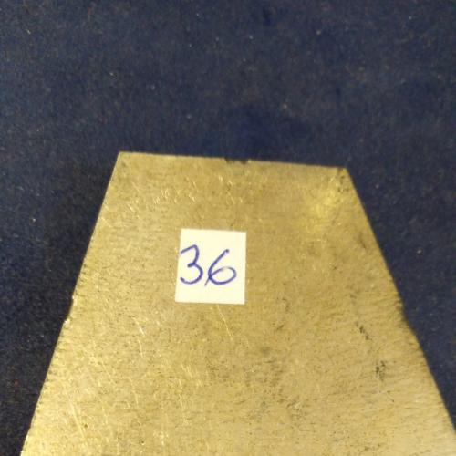 Двухслойная боевая колодка - 36 Оригинал. Есть количество! Есть все ленты к медалям и орденам