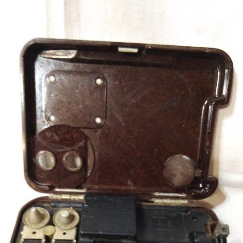 Телефон военно-полевой ТА-57 универсального типа с системой индукторного вызова
