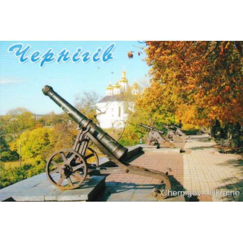 магнит сувенирный Чернигов-2