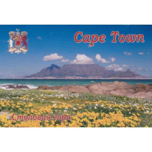 магнит сувенирный Кейптаун-10