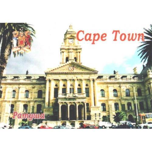 магнит сувенирный Кейптаун-1