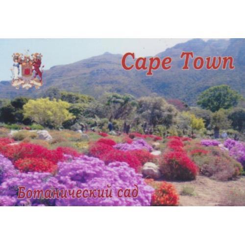 магнит сувенирный Кейптаун-6
