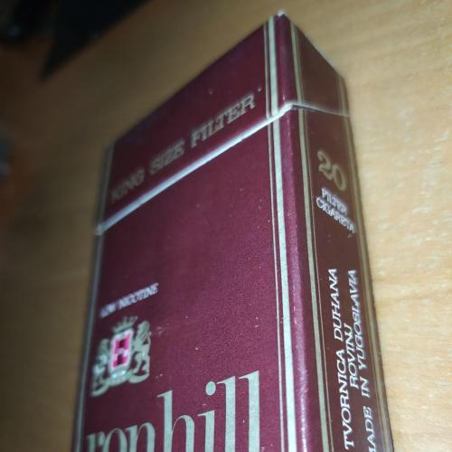 Коллекционная пачка Ronhill (сырые)