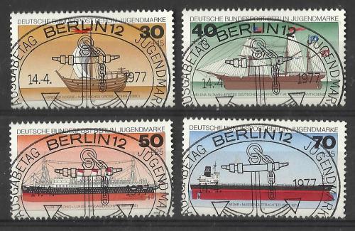 марки Германии Берлин
