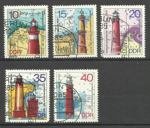 марки Германии ГДР