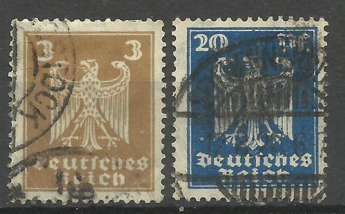 марки Германии (Рейх)