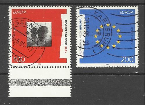 марки Германии СЕРТ ЕUROPA