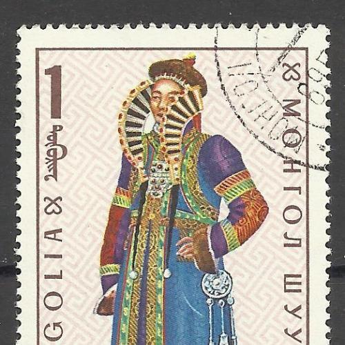 марки Монголии 1969