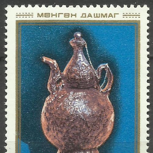 марки Монголии 1974
