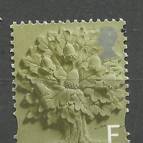 Марки Великобритании 2001 Региональные почтовые марки Англии