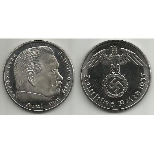 Памятная медаль  Германии  Пауль фон Гинденбург