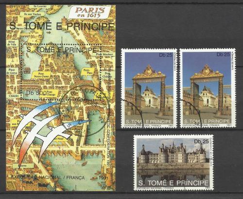 Сан Томе и Принсипе    1991