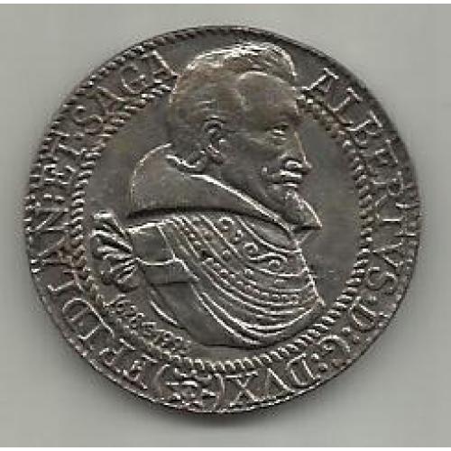 Сувенирная монета Талер 1628 Альбрехта Валленштейна Чехия