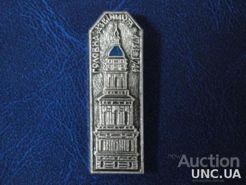 Архитектура Главная Колокольня 1731-1744