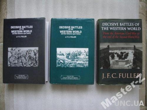 Книга Decisive Battles of the Western World