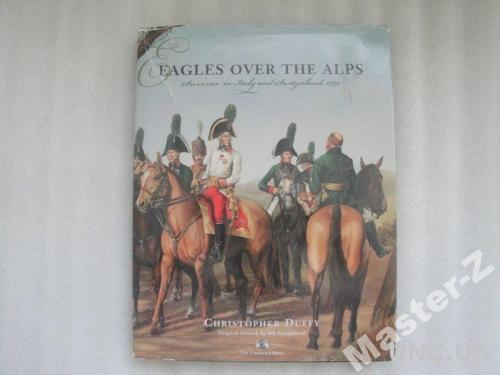 Книга Eagles Over The Alps