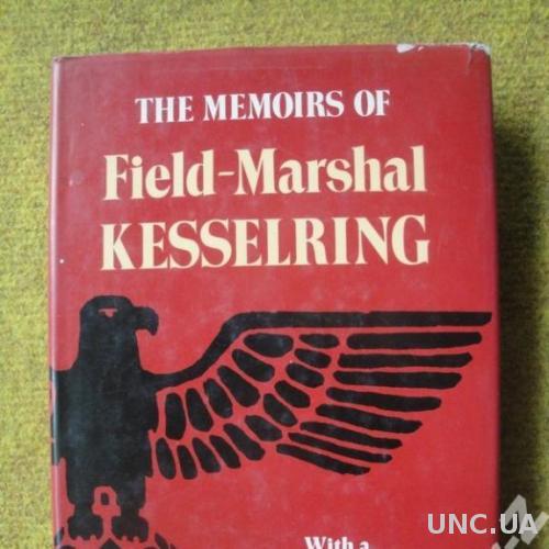 "Книга ""Field-Marshal Kesselring"""