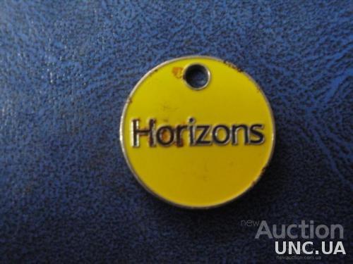 Жетон Horizons Великобритания