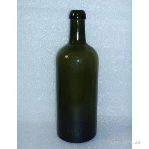 Старинная бутылка. 4. 19 век.