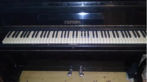 Пианино  всё в идеальном состоянии времён СССР