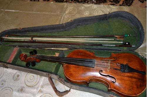 Скрипка идеальное состояние 1930года