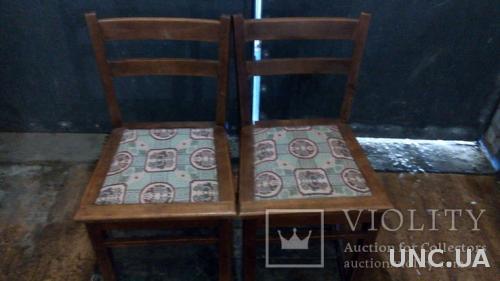 Два отличных стула 1951 г.в.