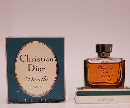 Christian Dior Diorella 15 ml винтаж