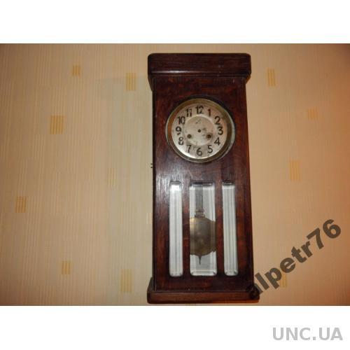 Часы настенные старинные ЮНГАНС 18.09.15