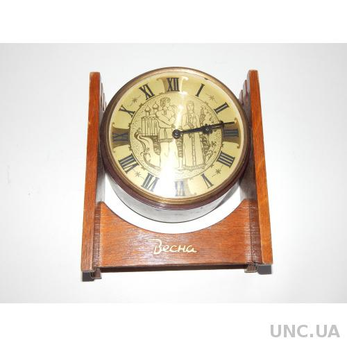 Часы настольные ВЕСНА 3952