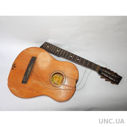 Гитара ссср 8462