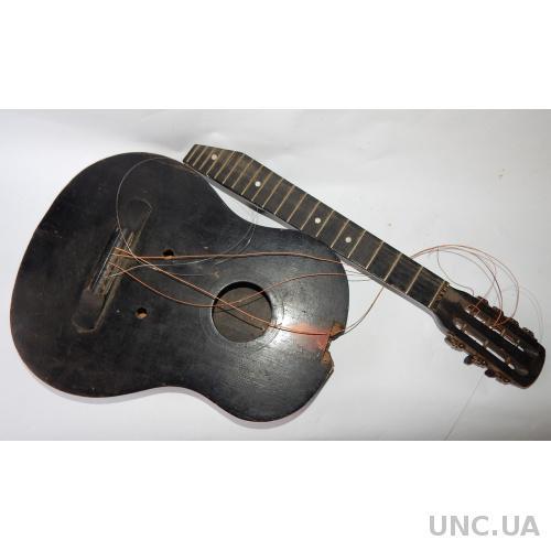 Гитара ссср 8477