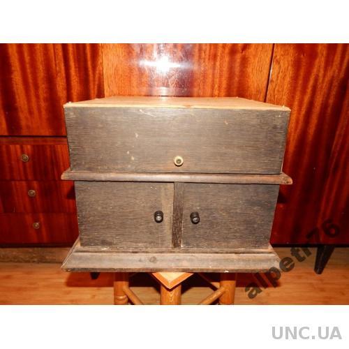 Граммофон старинный кабинетный GALENUS