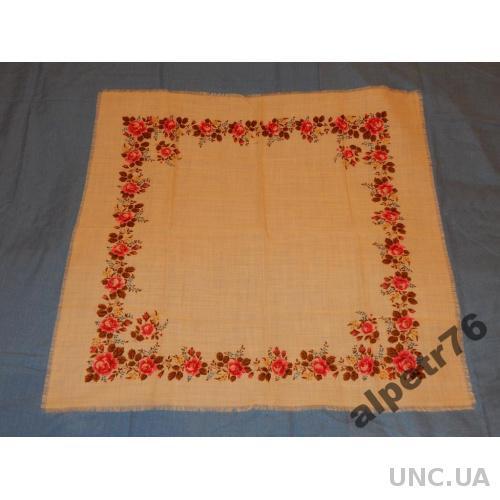 Платок ссср шерсть №412   75  см