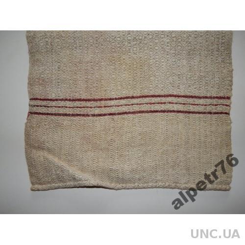 Полотенце старинное домотканое DSCN6918 185/35СМ