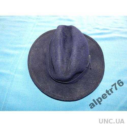 Шляпа фетровая ссср DSCN0999