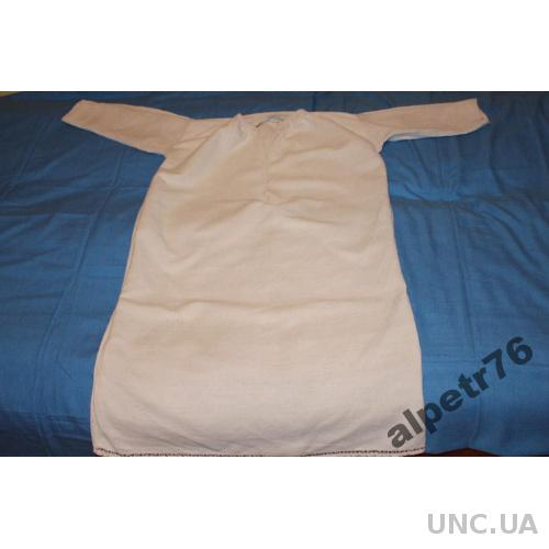 Сорочка рубашка Українська старинная полотно №4