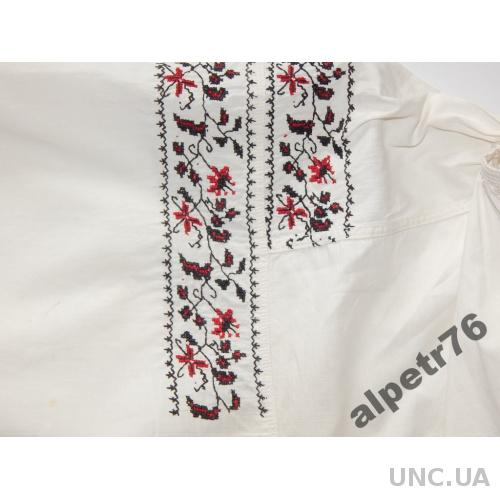 Сорочка вишиванка рубашка Українська DSCN2981