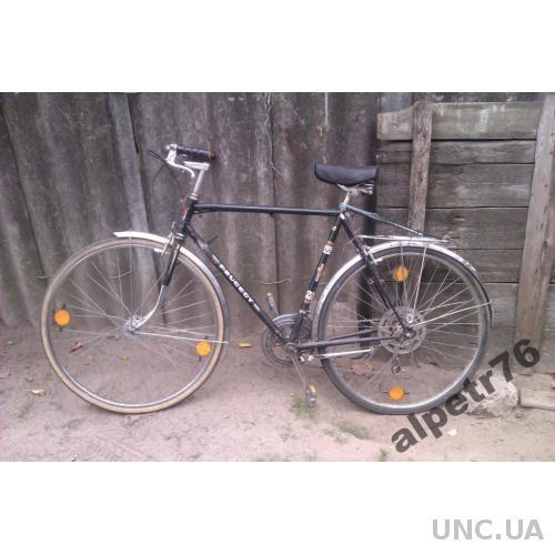 Велосипед PEUGEOT 1975год фирма