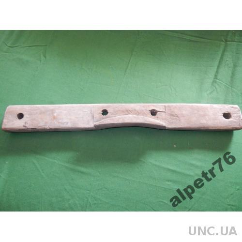Ярмо старинное деревяное DSCN0019