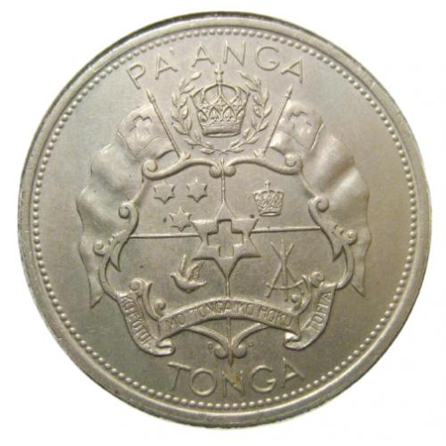 1 паангаі 1967 ТОНГА = UNC