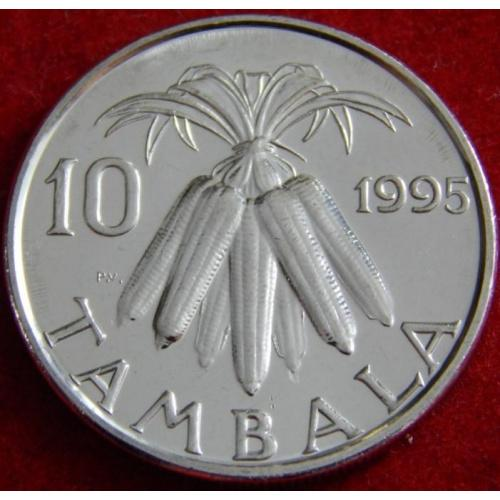 10 тамбала 1995 МАЛАВІ = БЛЕСК