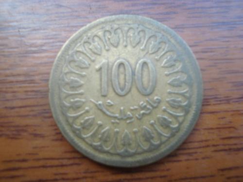 100 мілс 1983 ТУНІС