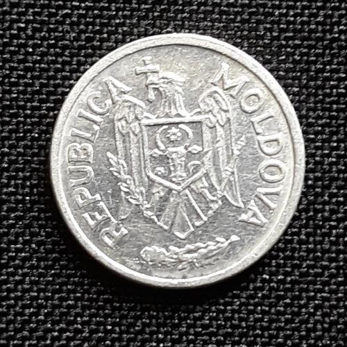 5 бані 1996  МОЛДАВІЯ =a UNС