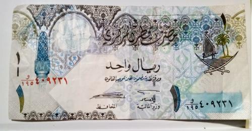 1 риал (Катар)