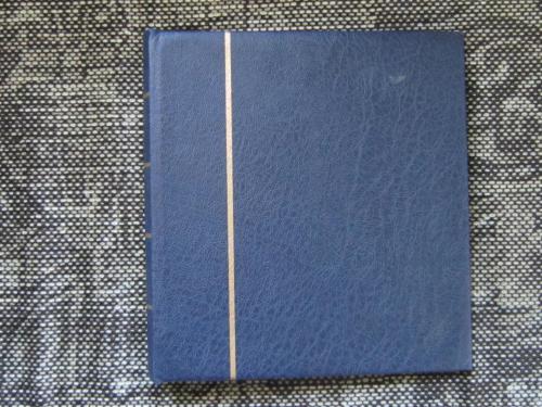 Альбом для монет NUMIS на 80 монет тёмно синий №4