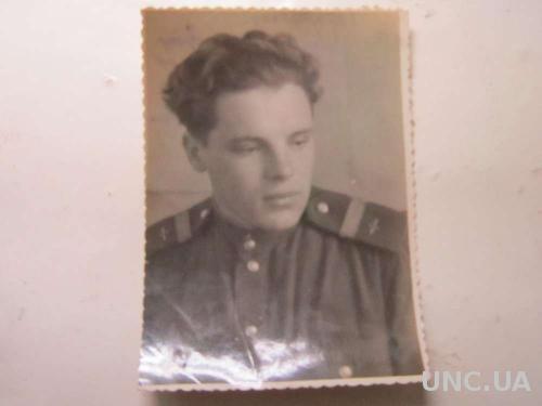 Фото старое 1951 Служба в ВВС Новгород